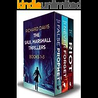 The Saul Marshall Thrillers: Books 1-3: (The Saul Marshall Thrillers Boxset)