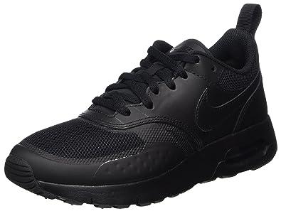 sale retailer add4f f618c Nike Air Max Vision (GS), Baskets garçon, Noir Black, 35 EU