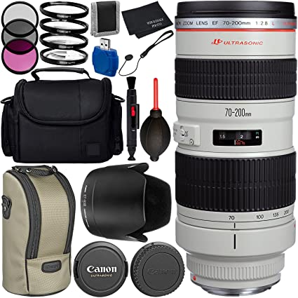 The 8 best canon zoom lens ef 70 200mm ultrasonic