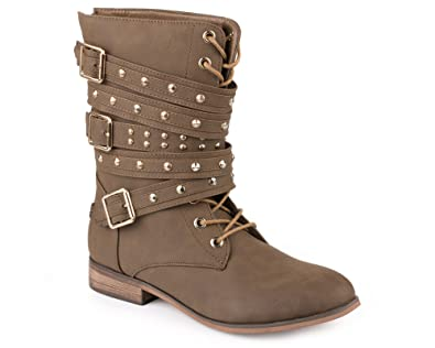 Women's Bree Lace-Up Military Boot