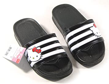 0587c017a Amazon.com: Hello Kitty LALA Lovely Womens Summer Slippers Shoes ...