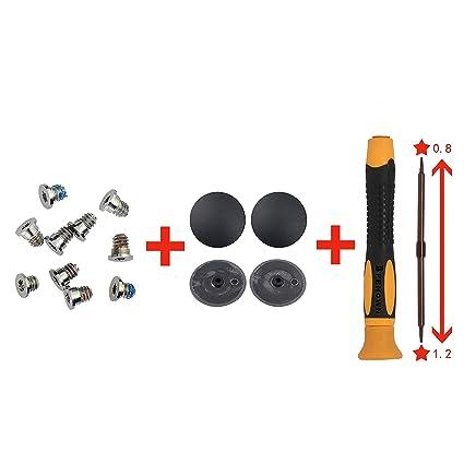 Set Of 10pcs Repair Replacement Screw 5 Point Pentalobe Screwdriver For Unibody Macbook Pro Retina A1425 Screwdriver Shop For Cheap Rubber Case Feet