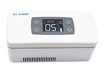 Mini Kühlschrank Insulin : Cgoldenwall tragbar insulin kühlbox drug reefer mini medizin kühl