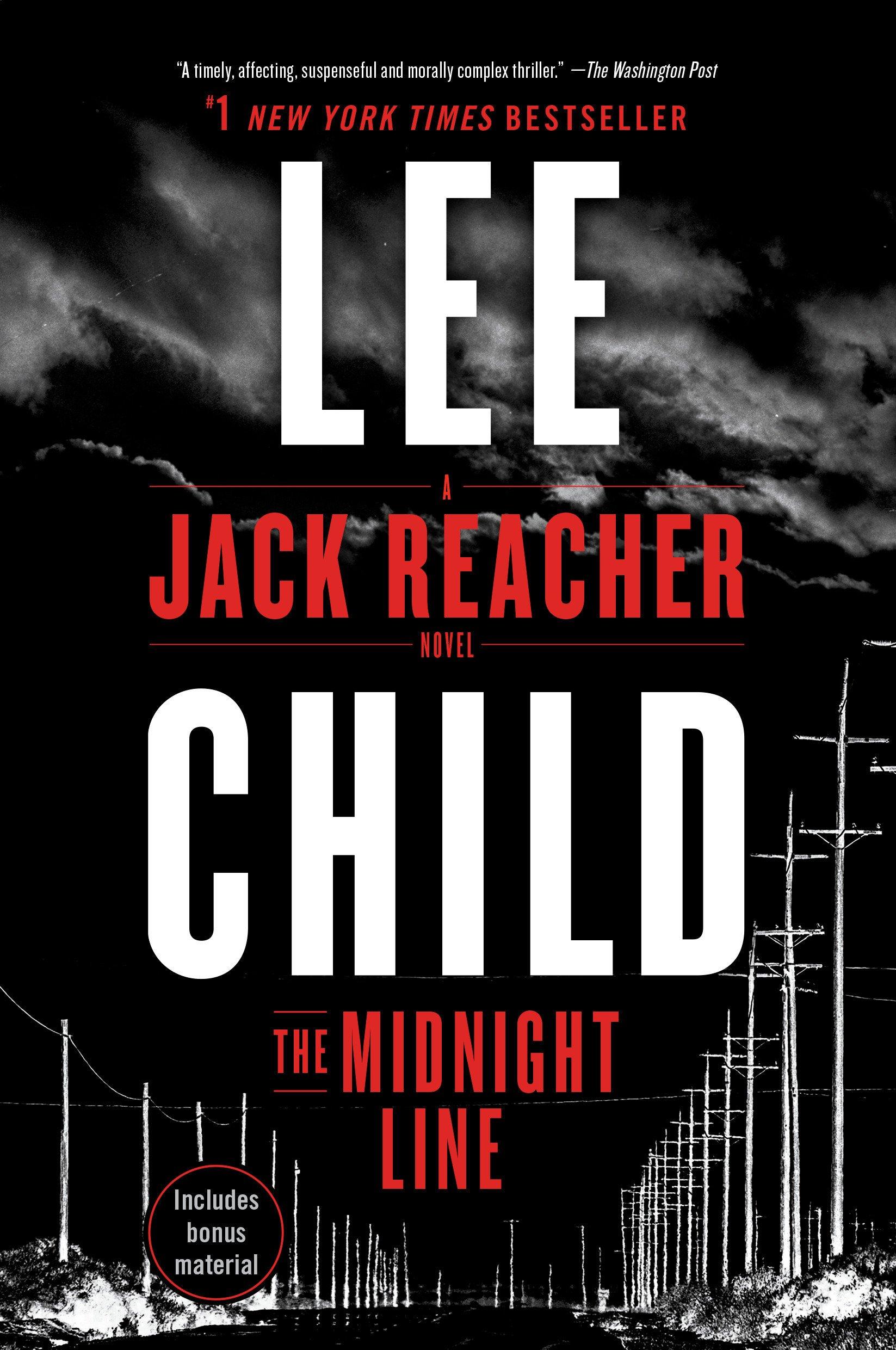 jack reacher order