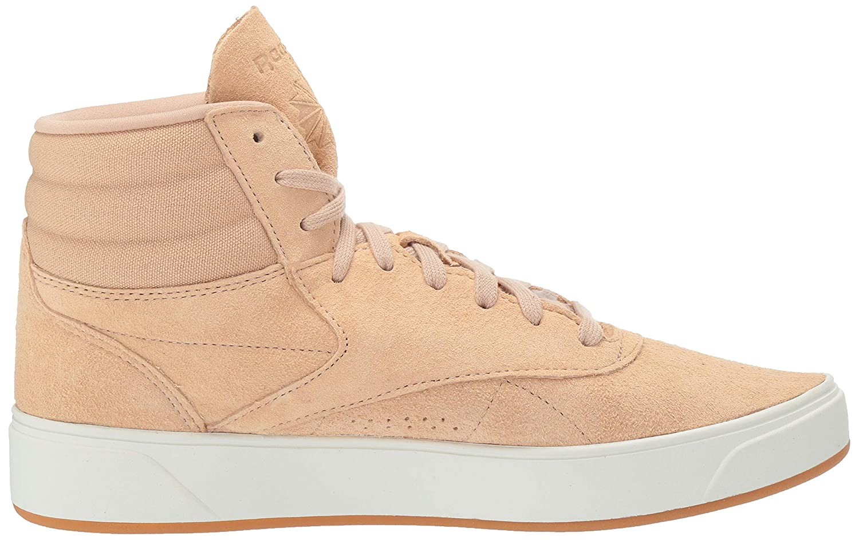 Reebok Womens Freestyle Hi Nova Sneaker