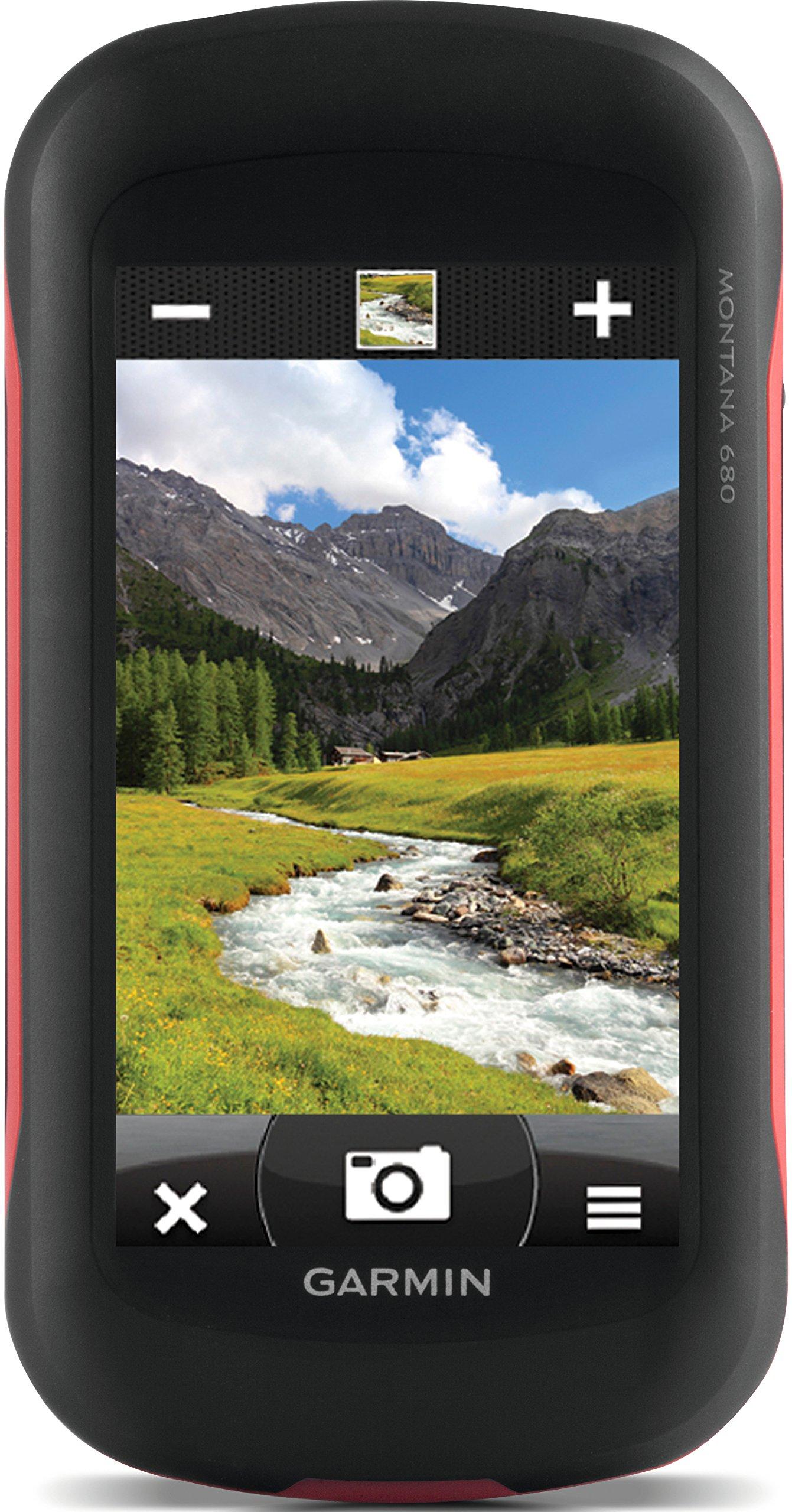 Garmin Montana 680 Touchscreen GPS/GLONASS Receiver, Worldwide Basemaps by Garmin (Image #5)