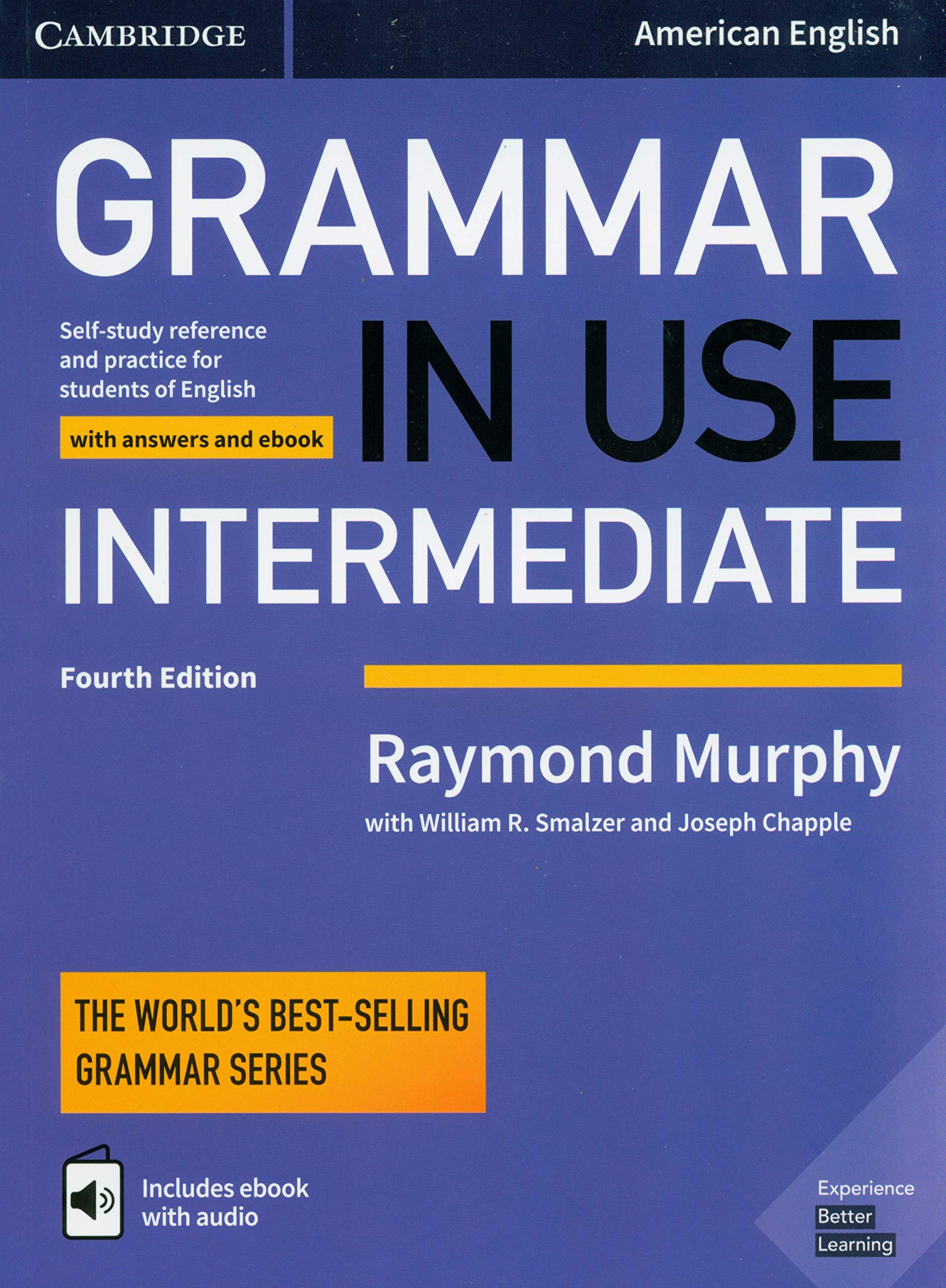 Grammar in Use Intermediate Students Book with Answers and ...