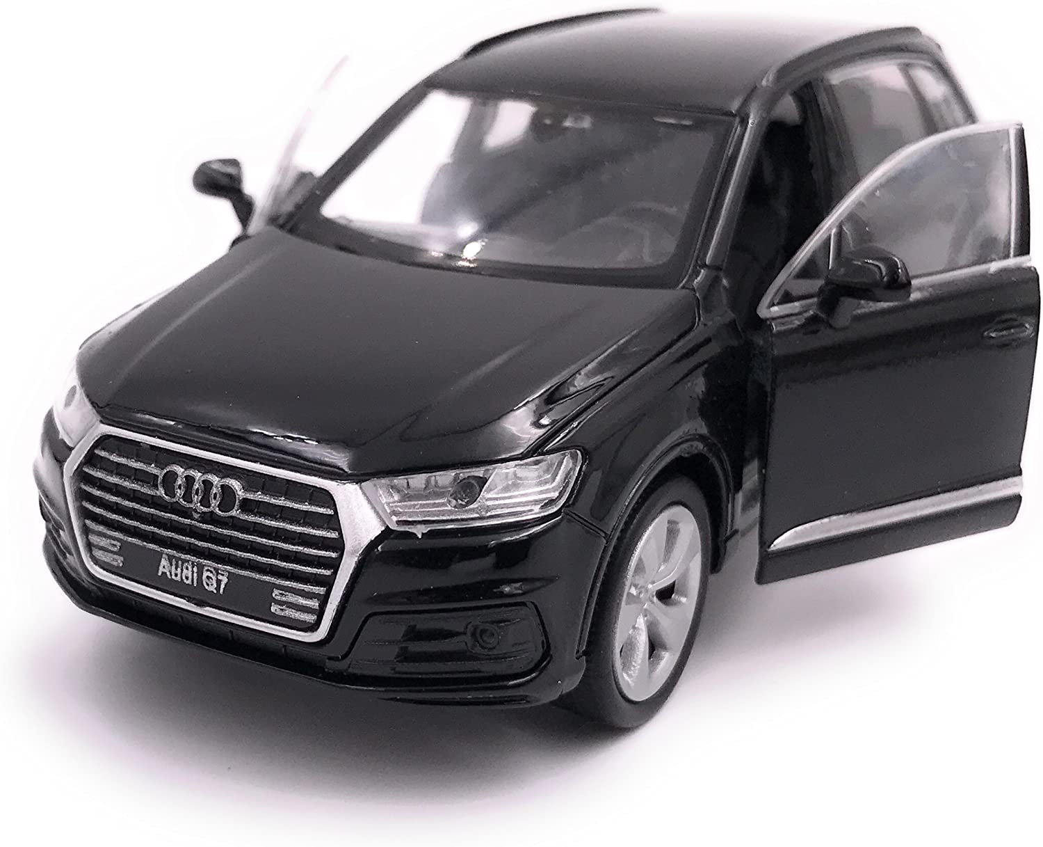 39 Black 34-1 Welly Q7 model car miniature car licensed product 1