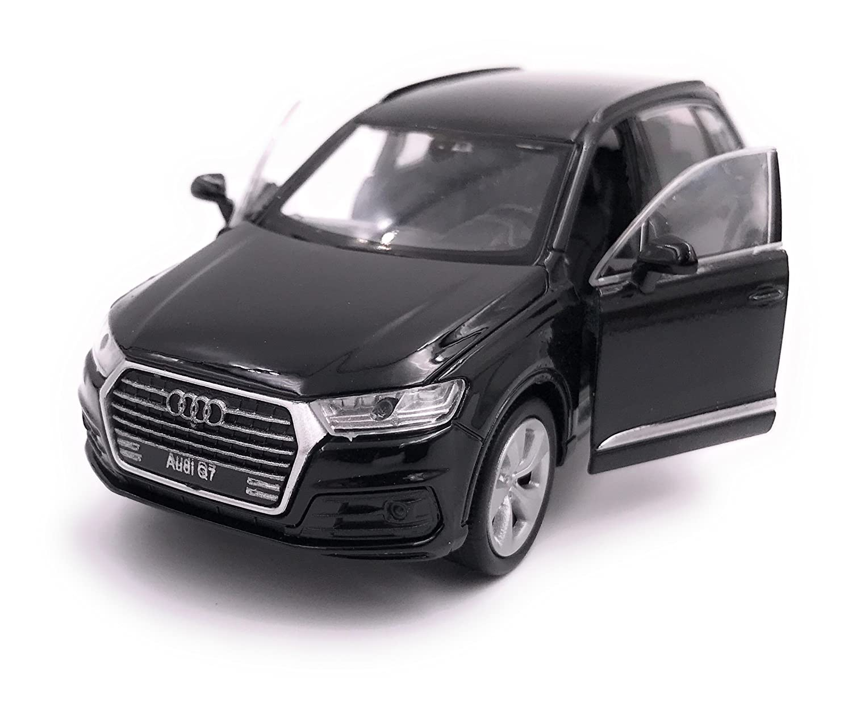 H-Customs Welly Audi Q7 Voiture de modè le Miniature de Voiture sous Licence é chelle 1:34 Couleur alé atoire hcmq7blister