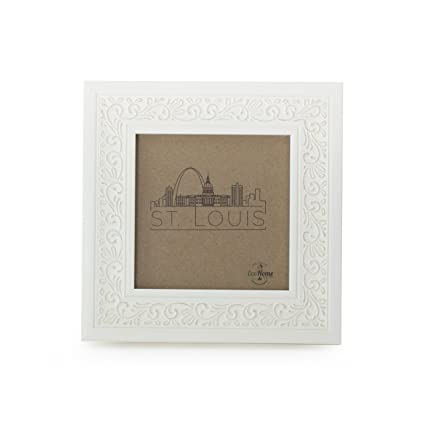 4x4 Picture Frame White - Mount Desktop Display, Instagram Prints Frames by  EcoHome