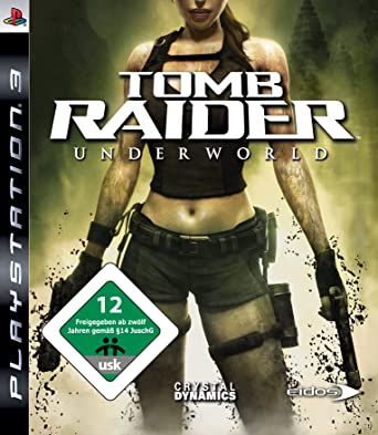 manual tomb raider underworld ps3