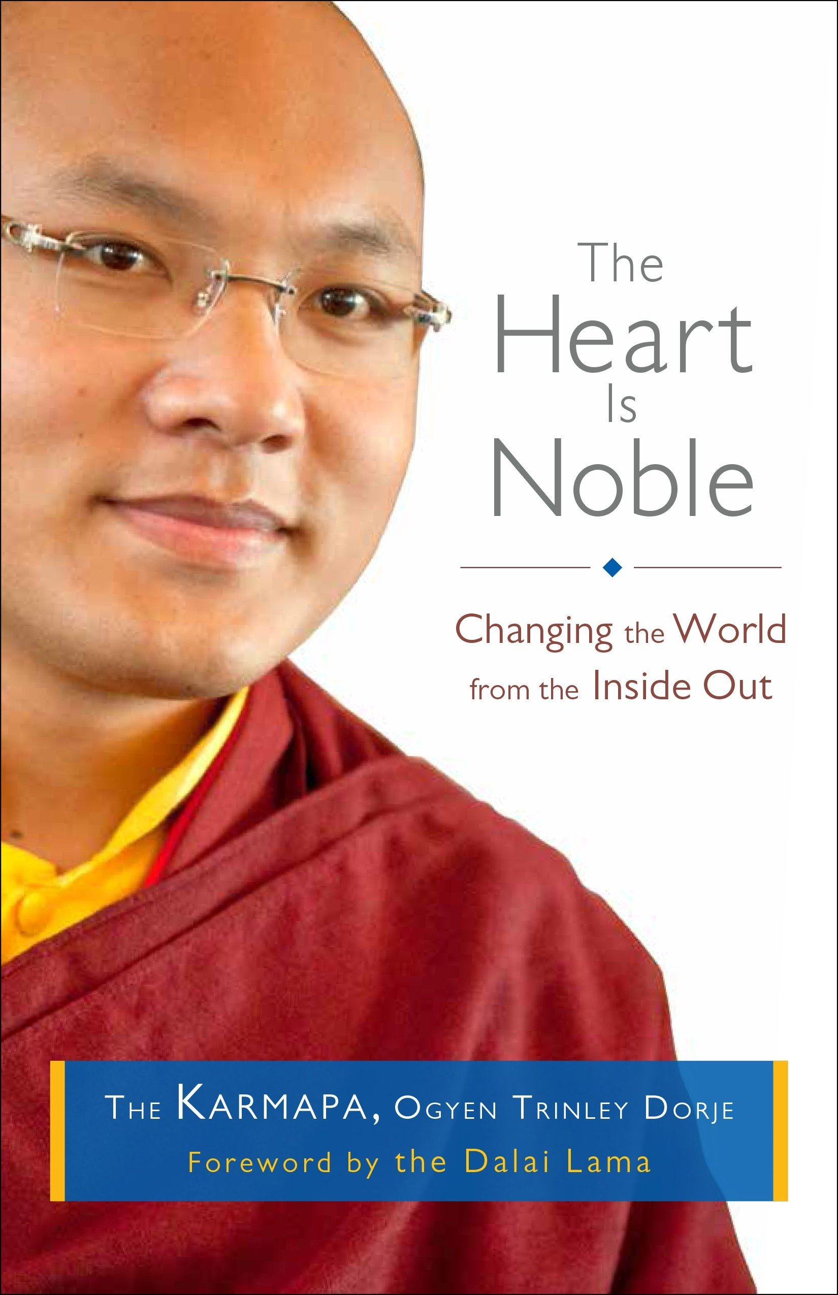 Download The Heart Is Noble: Changing the World from the Inside Out pdf