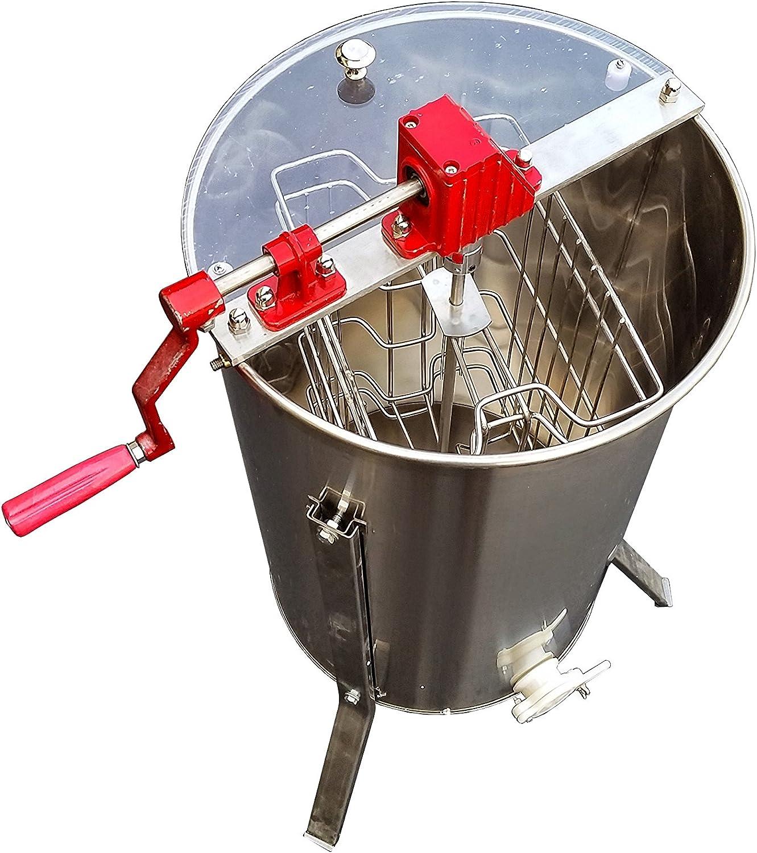 GOODLAND BEE SUPPLY Hardin Professional 2 Frame Manual Honey Extractor