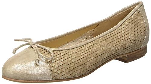 Womens 830207 Loafers Beige Size: 6 UK Gabriele ggxPrgoHP