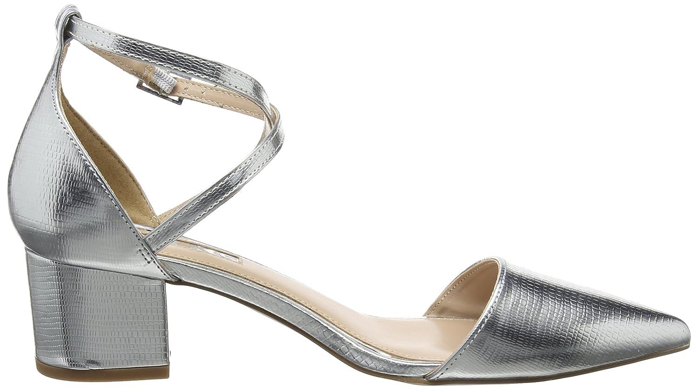 Miss KG Damen Silber AVA Pumps Silber Damen (Silver) 0fe7d0