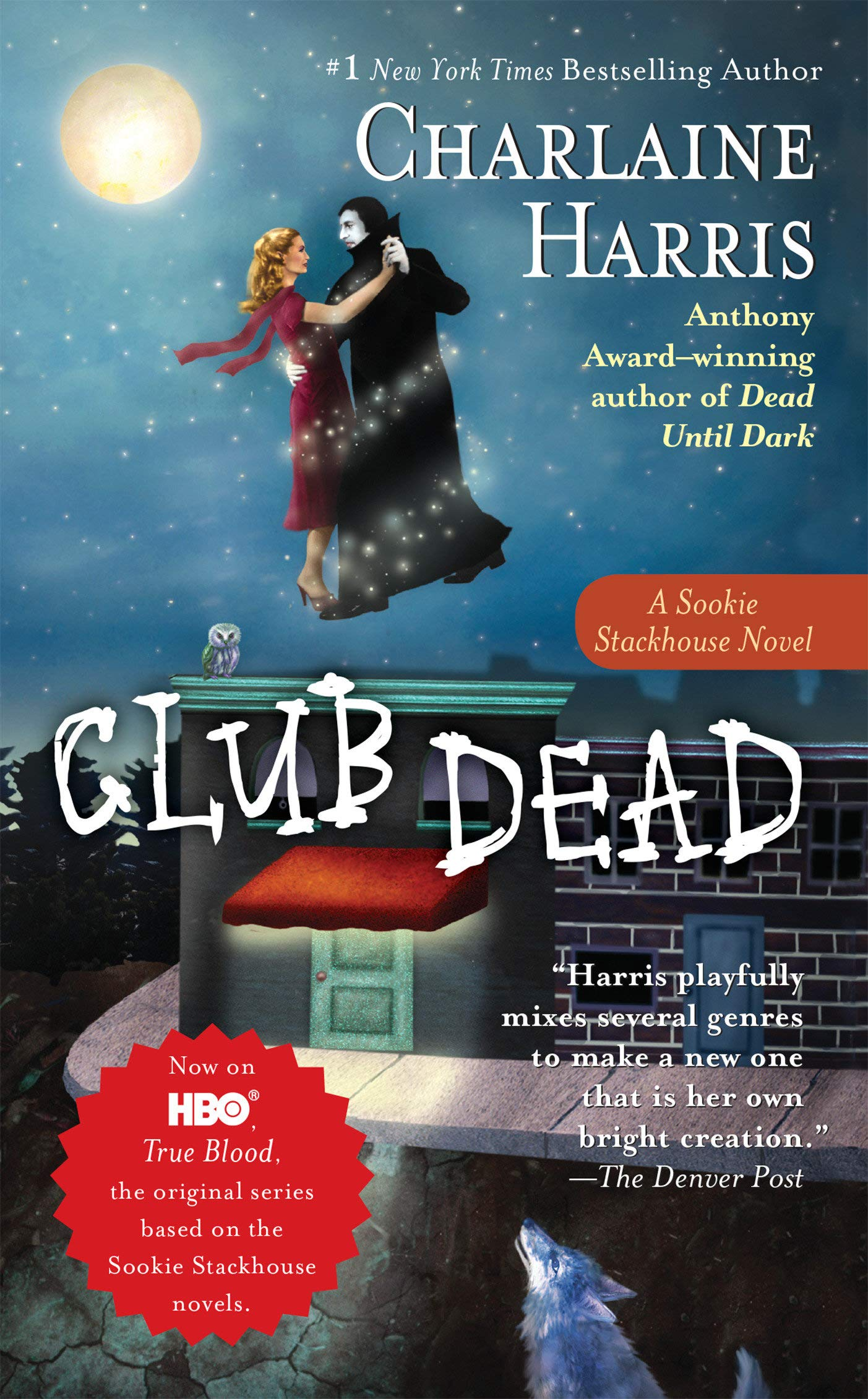Amazon.com: Club Dead (Sookie Stackhouse/True Blood, Book 3 ...