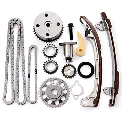Amazon com: OCPTY CTKTO44 Timing Chain Kits Fits with Tensioner 2010