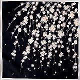FUROSHIKI- Japanese Traditional Wrapping (SAKURA-Black)