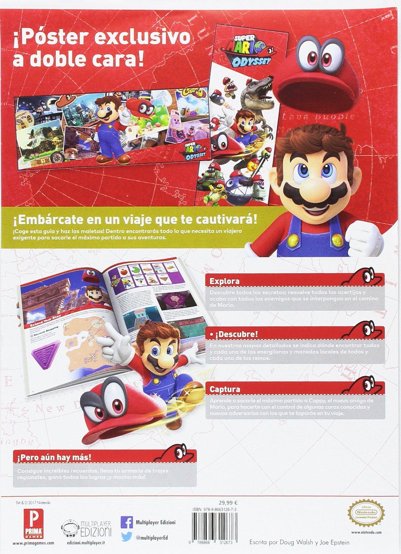 Super Mario Odyssey CE: Amazon.es: Vv.Aa, Vv.Aa: Libros