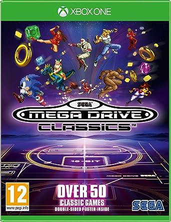 SEGA Mega Drive Classics (Xbox One): Amazon co uk: PC