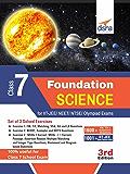 Foundation Science for IIT-JEE/ NEET/ NTSE/ Olympiad Class 7 - 3rd Edition