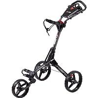 Score Industries 14103 Cube Chariot de golf Noir/gris