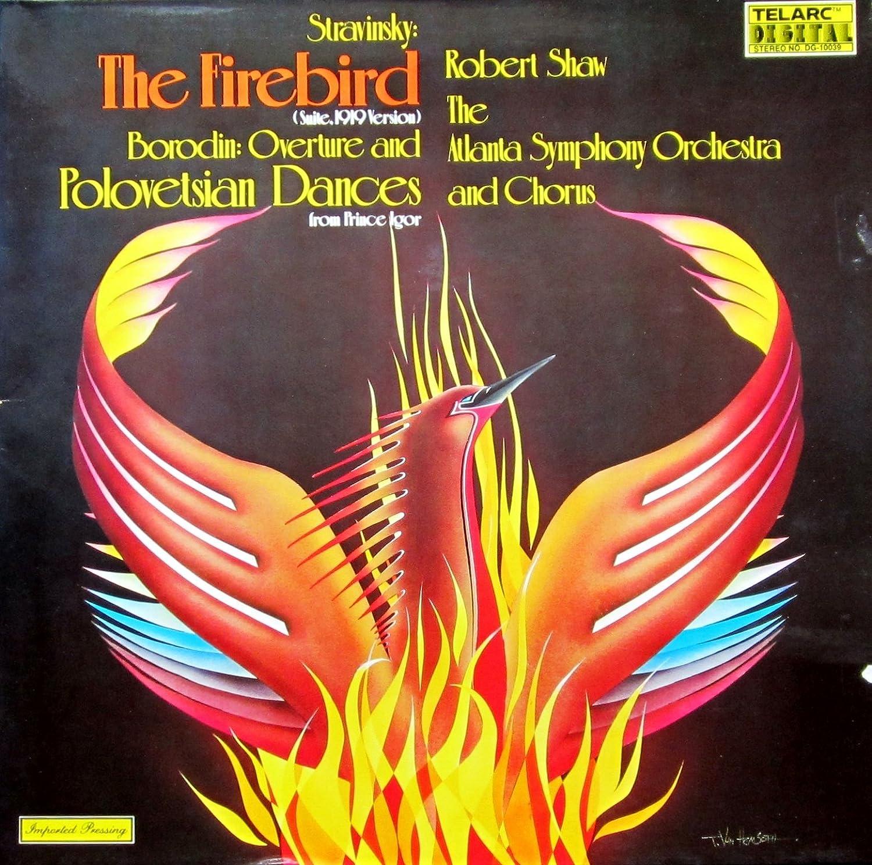 Stravinsky The Firebird Suite 1919 Version Borodin Overture