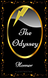 The Odyssey: By Homer - Illustrated (English Edition)