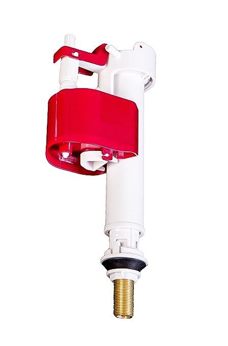Stir Blitz grifo a flotador para cassette inodoro – Cierre hidráulica (alta presión) Casquillo