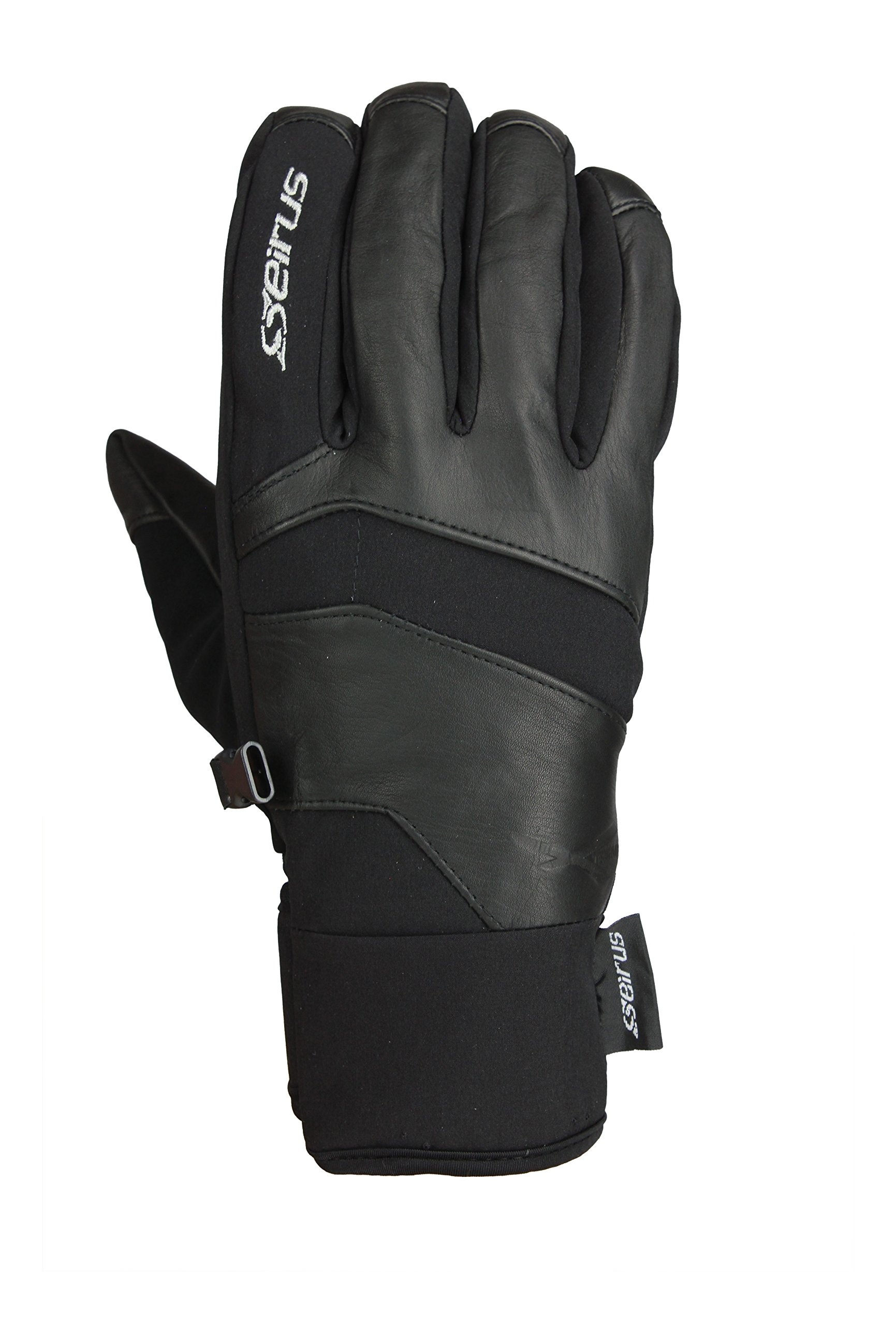 Seirus Innovation Xtreme Edge All Weather Glove,Large,Black
