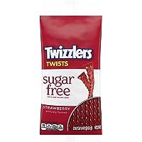 Twizzlers 草莓味甘草糖,每包5盎司(141g),12包