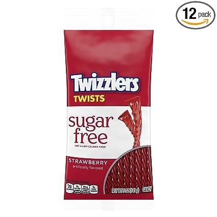 Bocadillos y caramelos de regaliz, sin azúcar, con ...