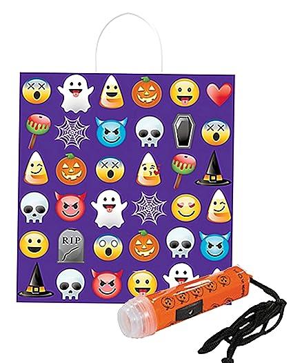 x flashlight emoji