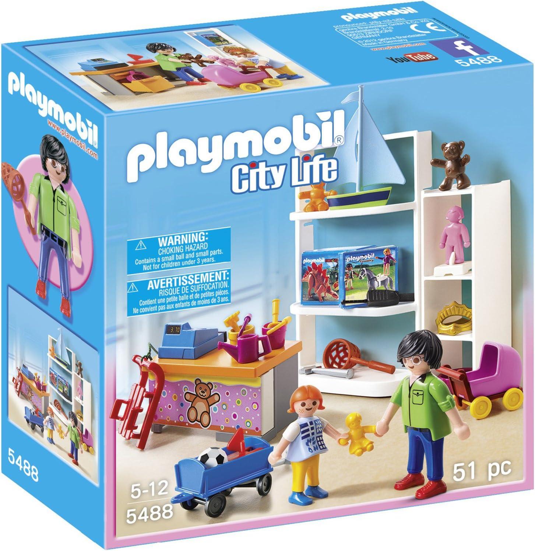 Playmobil Toy Shop Playset, Building Sets - Amazon Canada