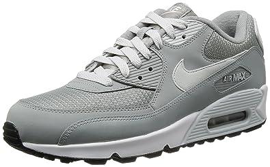 online retailer ffe4d e75b2 Nike Air Max 90 Essential, Zapatillas Hombre  MainApps  Amazon.es  Zapatos  y complementos