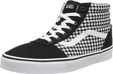 Vans Ward Hi Women's Sneakers, Black
