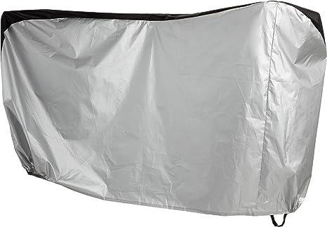 GenialES® Cubierta para Bici 20 Pulgadas Funda Impermeable Anti UV Protectora de Bicicleta Poliéster S 170 * 60 * 85cm: Amazon.es: Deportes y aire libre