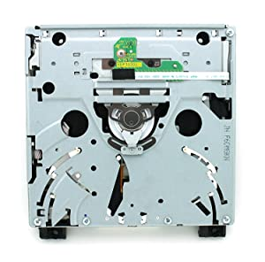 Original Nintendo Wii DVD Drive Replacement Plug-and-Play Unit