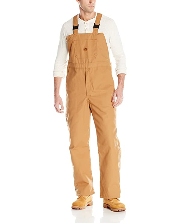 8eaae08937f Amazon.com  Red Kap Men s Insulated Blended Duck Bib Overall  Clothing