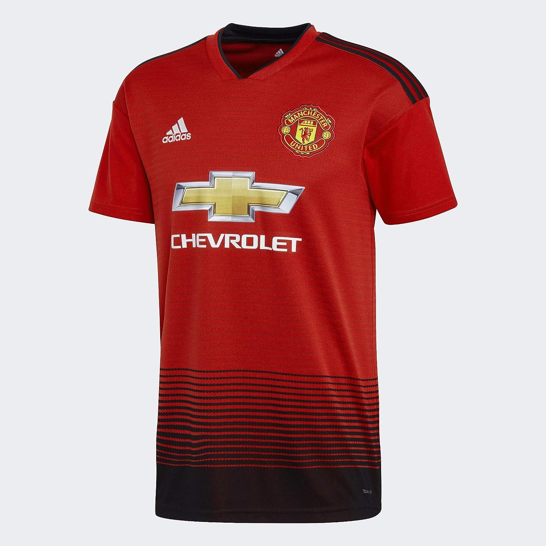 adidas Manchester United FC - Camiseta de fútbol