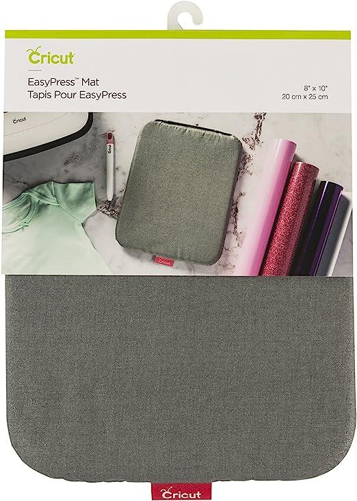 Cricut 2005397 Easy Press Mat 8X10 Gray