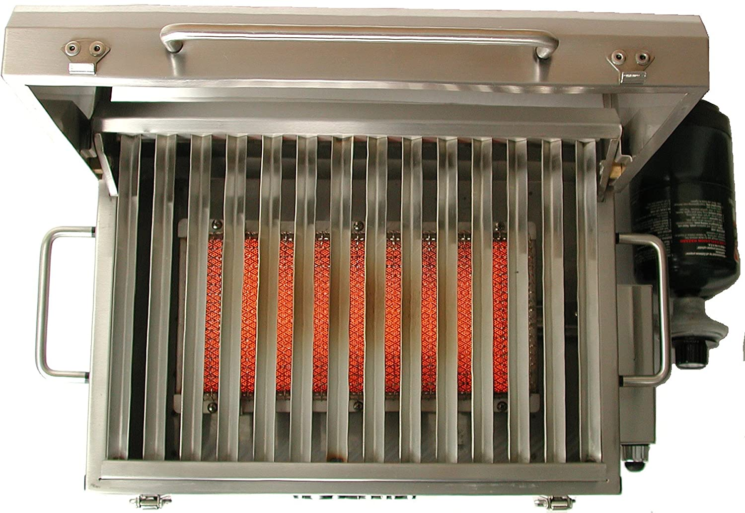 best hot grill solaire