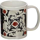 Red Hot Chili Peppers Logo color negro collar de púa de ...