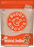 Buddy Biscuits Soft & Chewy All-Natural Oven Baked Treats - 6 or 20 oz
