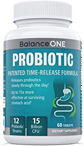 Giveaway: Balance ONE Probiotic – Probiotics for Gut Health and Immunity…