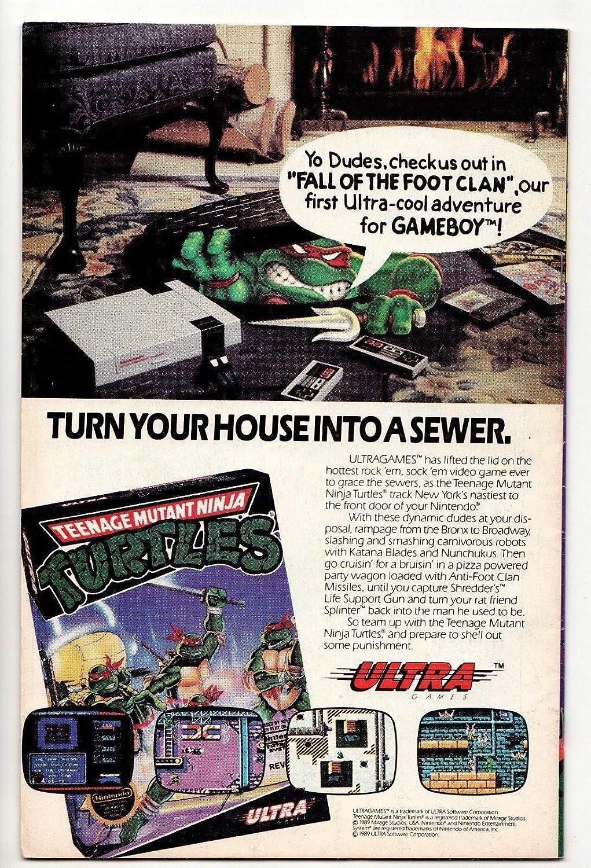 Amazon.com: TMNT Teenage Mutant Ninja Turtles Adventures #26 ...