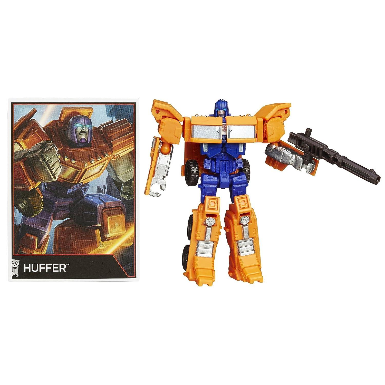Las ventas en línea ahorran un 70%. Transformers Generaciones combinador Wars Wars Wars Leyendas Clase Huffer Figura  Entrega directa y rápida de fábrica