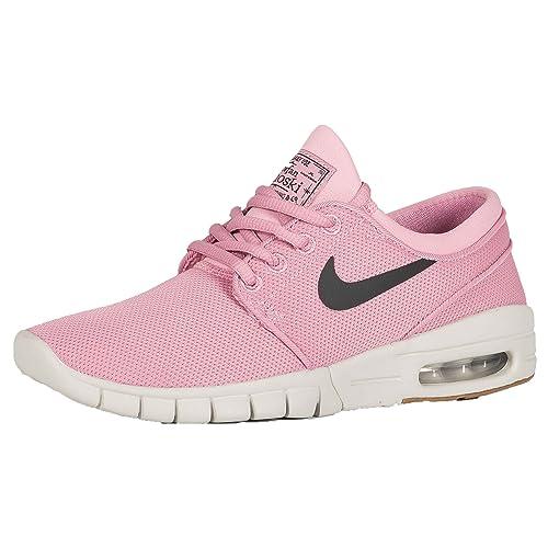 155d37fccde3 Nike SB  Stefan Janoski Max  Elemental Pink Black.  Amazon.it ...