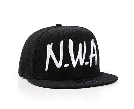 2386cf998 True Heads Underground Kulture NWA Snapback Baseball Cap
