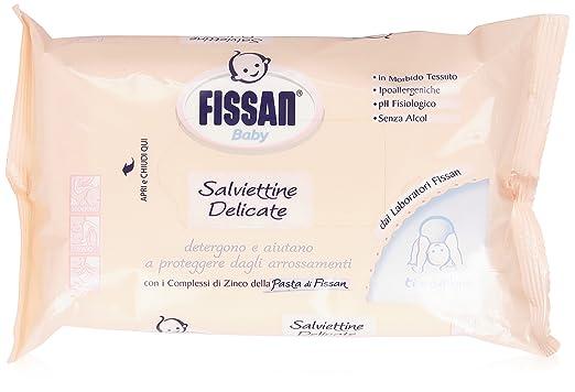 20 opinioni per Fissan- Salviettine, Baby, Delicate- 72 pezzi
